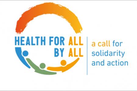 Health for all by all